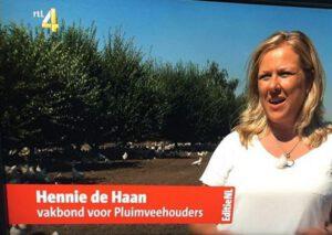 Hennie de Haan aptoniem