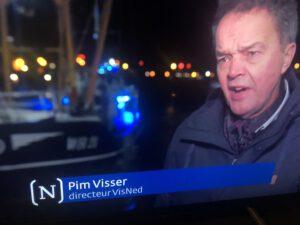 Pim Visser VisNed aptoniem